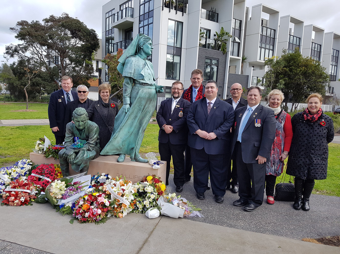 The Lemnos Gallipoli Commemorating Committee