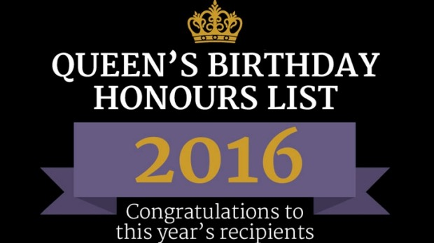 2016 Honors